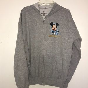 90s Vintage WALT DISNEY WORLD Sweatshirt Size S/M